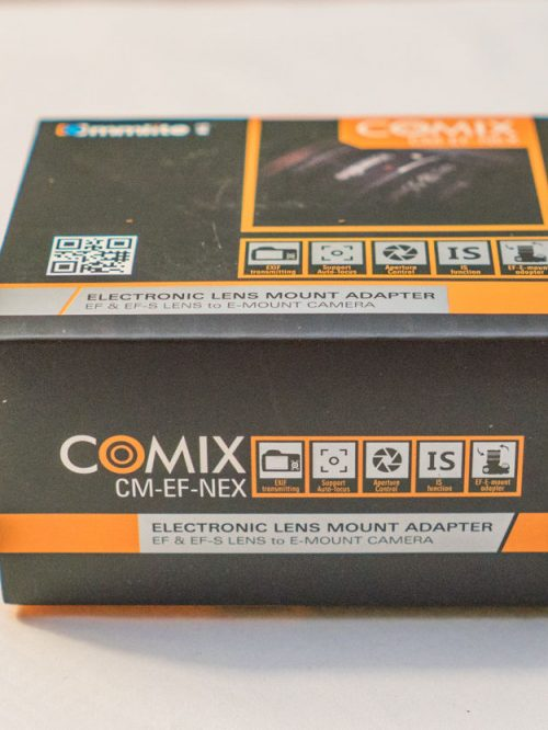 commlite ef-nex 5